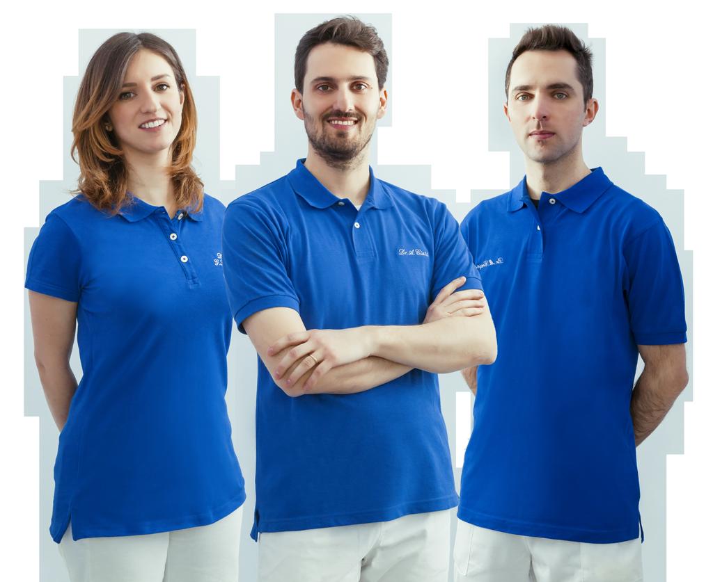 Staff - Studio Dentistio Ciatti
